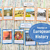 Learning the Timeline of European History