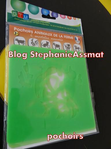 stephanie assmat peinture pochoirs animaux. Black Bedroom Furniture Sets. Home Design Ideas