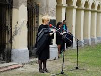 33 Czimbalmosné Molnár Éva, Magyarország nagykövetének beszéde.JPG