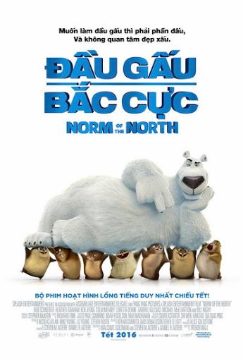 Norm North - Đầu Gấu Bắc Cực