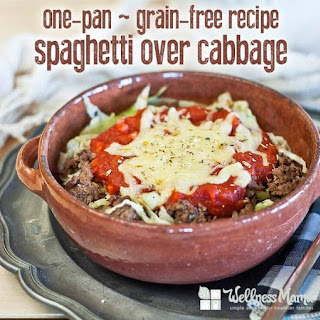 One Pan Spaghetti (Grain Free!)