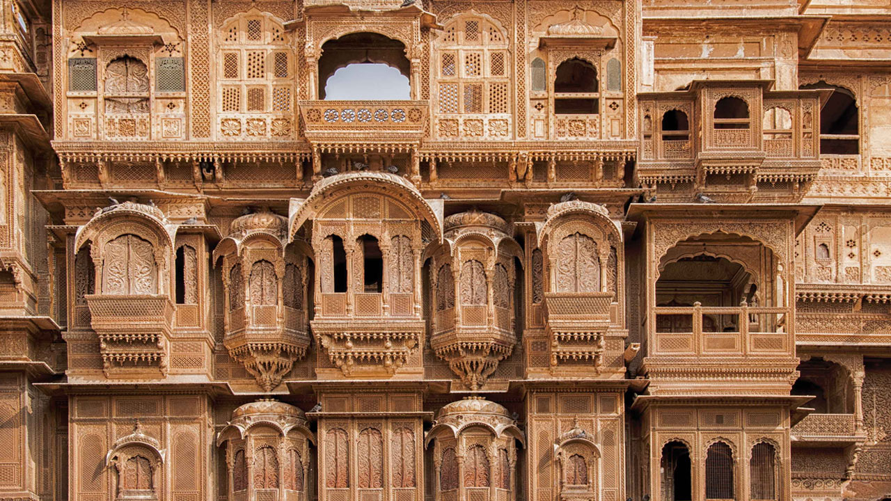 Your Jaisalmer Tour is incomplete without…