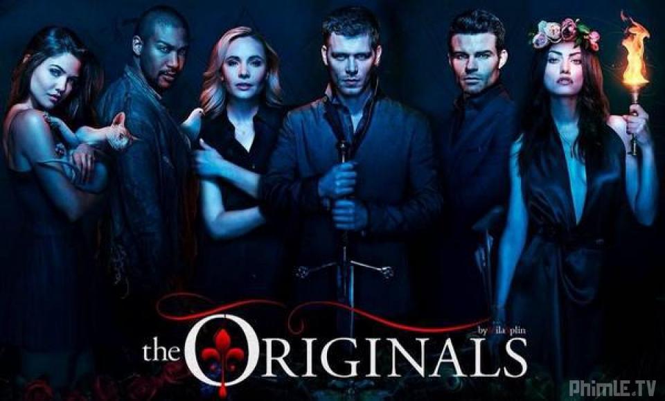 Ma Cà R�?ng Nguyên Thủy Phần 3 - The Originals Season 3