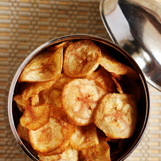 Banana chips recipe | Plantain chips
