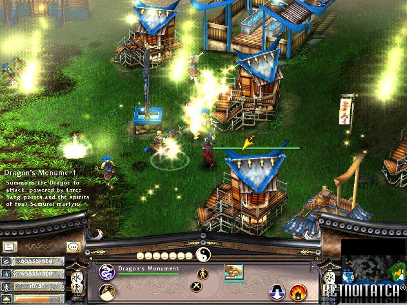 Battle Realms (Phần 1) - (Free Download Full)