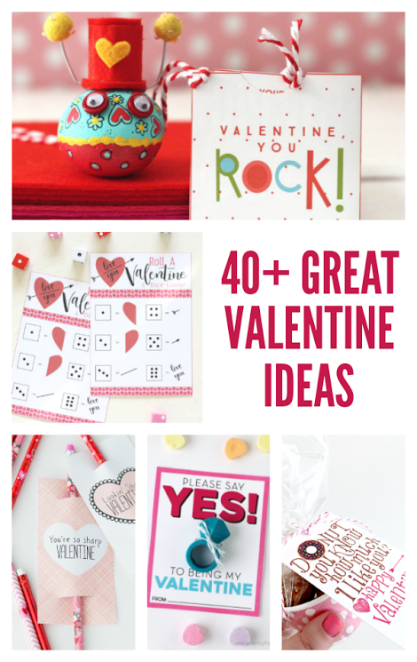 40  great valentine ideas