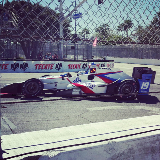 Toyota Grand Prix Long Beach 2016 #polbgrandprix