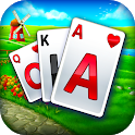 Solitaire Grand Harvest - Free Tripeaks Solitaire icon