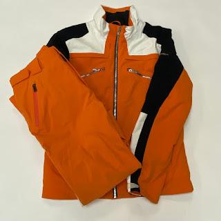 Toni Sailer Ski Jacket & Pants