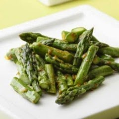 Asparagus with Curry Butter[5]