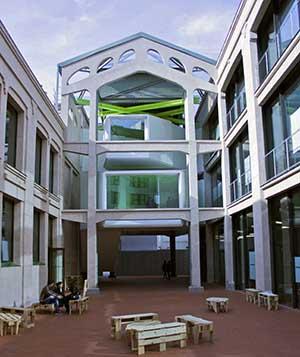 La Serrería Belga, premiada en la XII Bienal de Arquitectura y Urbanismo