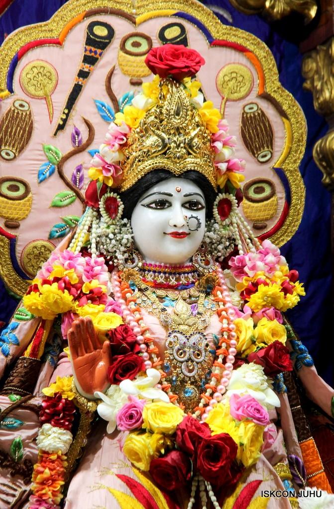 ISKCON Juhu Sringar Deity Darshan 10 Jan 2017 (78)