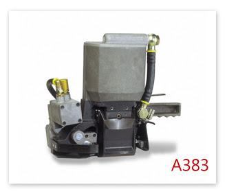 鋼帶氣動打包機A383