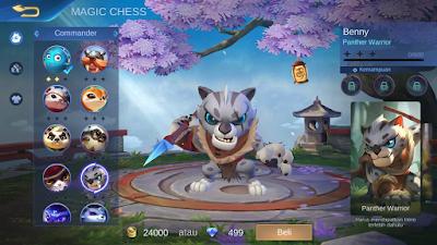13 Commander Magic Chess Mobile Legends 2021 Terbaik & Terkuat
