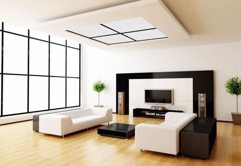 Phong thủy và phong cách thiết kế nhà tối giản