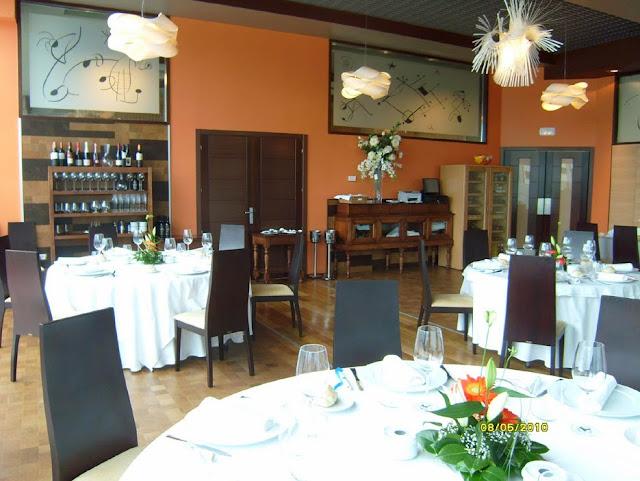 Restaurante de OpenHouse en Salamanca