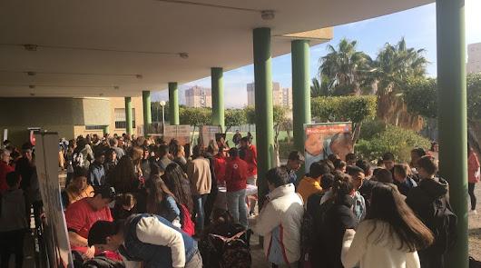 Final feliz: regresan los alumnos Erasmus del IES Aguadulce