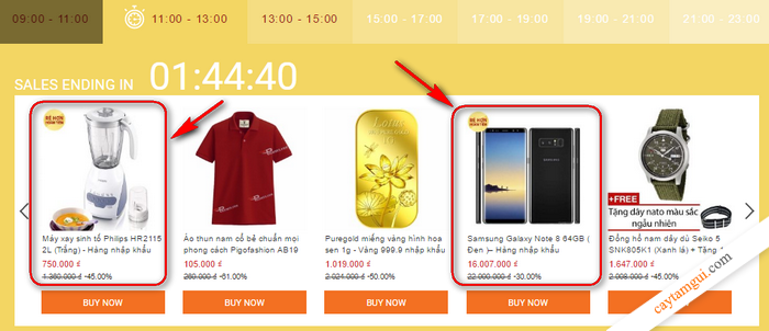 Flash sale là gì? Bí kíp mua hàng nửa giá trên Lazada với Flash sale