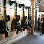VR experience at RecRoom in Toronto, Ontario, Canada