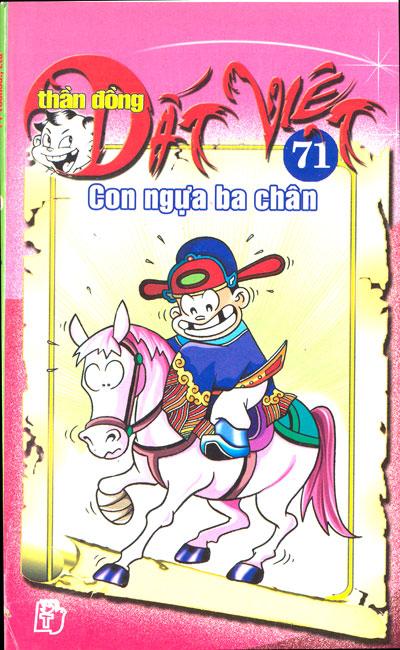 Thần Đồng Đất Việt Tập 71