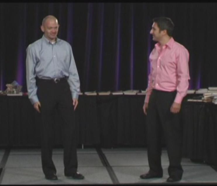 David Shade And David Deangelo, David Deangelo