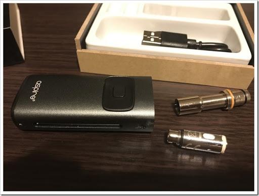 IMG 4117 thumb - 【絶賛常用中】「Aspire Breezeオールインワンキット」(アスパイア・ブリーズ)レビュー!iCare超えの優秀なサブ機!オフィスの喫煙所や屋外で爆煙控えたい人も、初心者で取り敢えず簡単に扱えるものが欲しい人にもオススメできる最新小型VAPE!【パフボタンもあるよ】