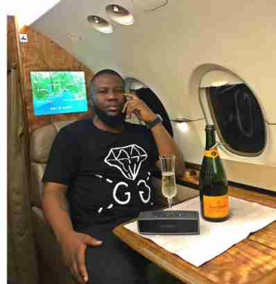 Hushpuppi comes for bloggers, Kcee and Eniola Badmus in a new rant!
