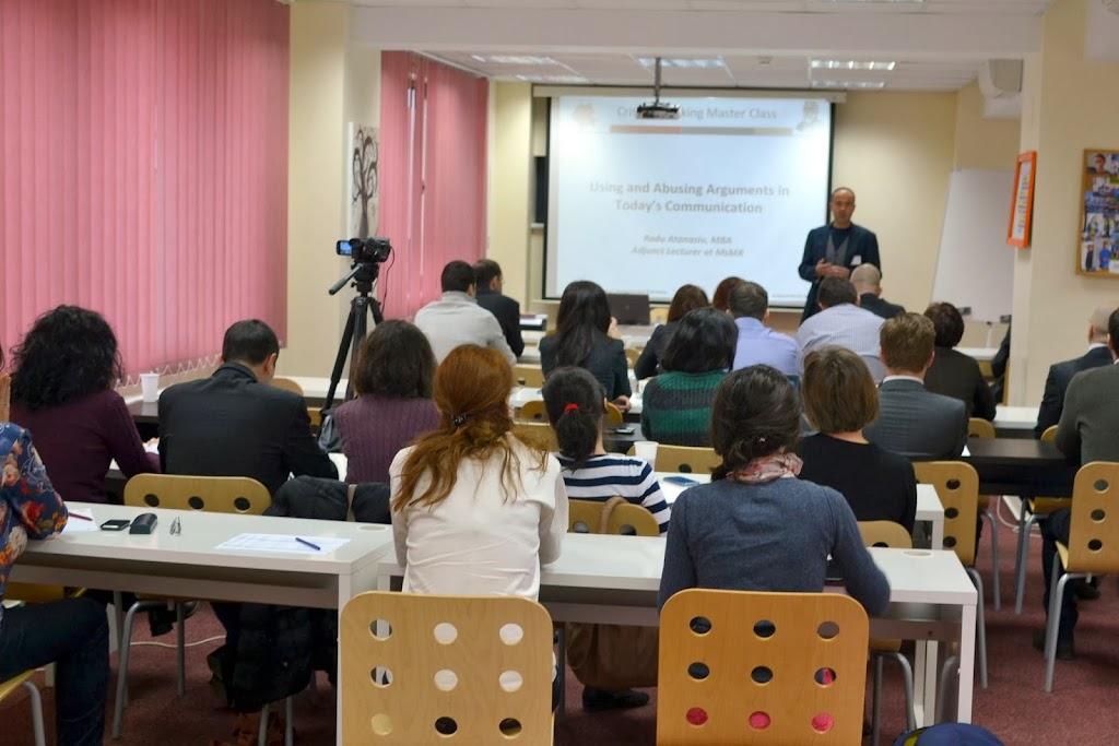 Critical Thinking, Master Class with Radu Atanasiu 030