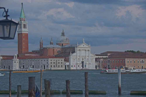 Vue sur San Giorgio Maggiore.
