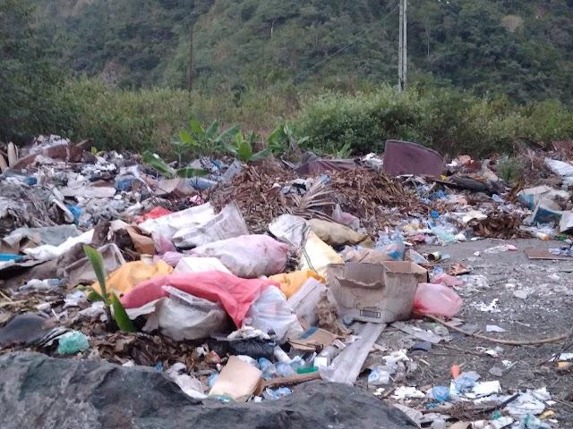 Sampah kilometer 16 Harus Dilakukan Tindakan Cepat