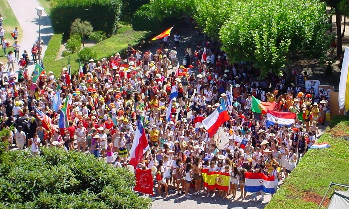 Abschlussfoto (Foto: Movimiento Schoenstatt de Madrid)