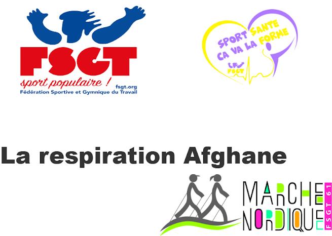 La respiration afghane