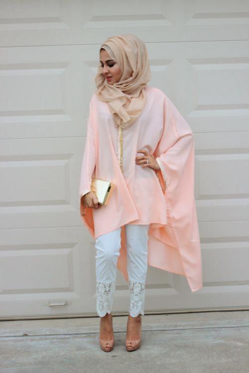 fashionable summer hijab outfits 2015 2016 - Styles 7 | Shweshwe ...