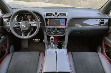 2021 Bentley Bentayga speed,2021 Bentley Bentayga Speed,2021 Bentley Bentayga Speed interior,2021 Bentley Bentayga Speed review,2021 Bentley Bentayga,