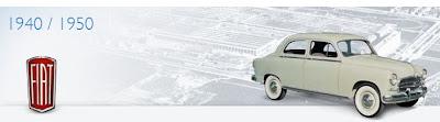 Fiat 1940-1950