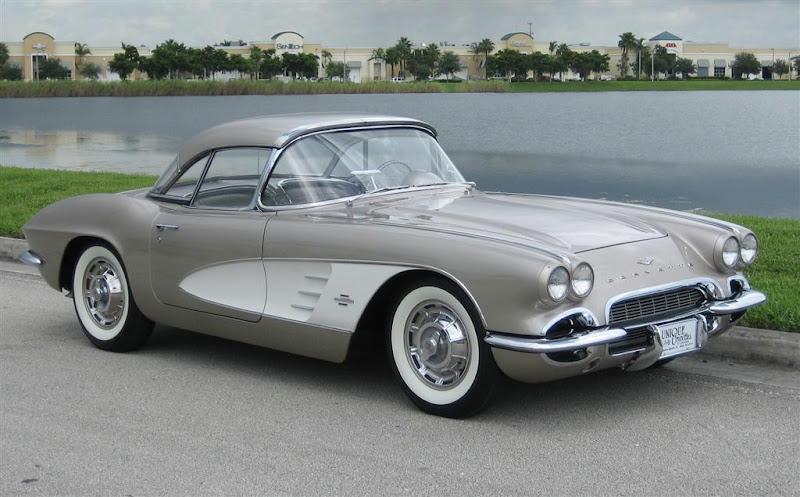 Corvette 1958-1969, GL 1961-Chevrolet-Corvette-convertible-fawn-beige-fvr