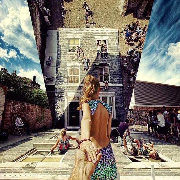 #執妳之手帶妳環遊全世界:以《Follow me》為主題拍出創意旅行照 18