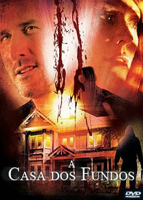Poster do filme A Casa dos Fundos