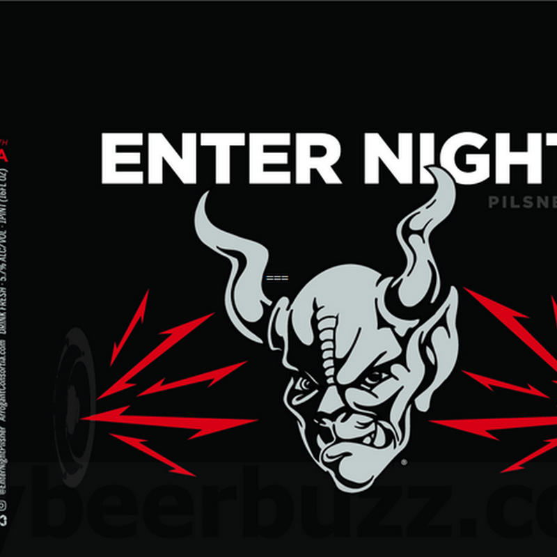 Stone And Metallica Collaborate On Enter Night Pilsner