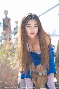 Zhou Yuxi 周予然