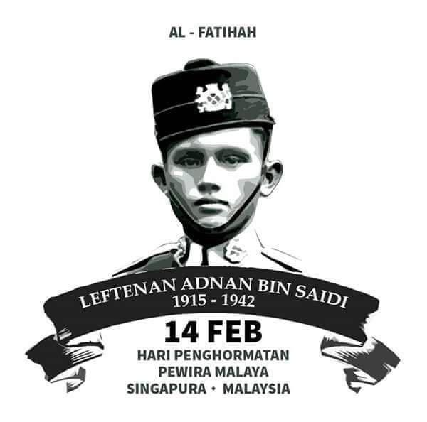 Leftenan Adnan Bin Saidi
