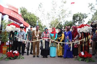 Miliki Karya, Warga Binaan Pelaihari Ramaikan Tala Expo 2019