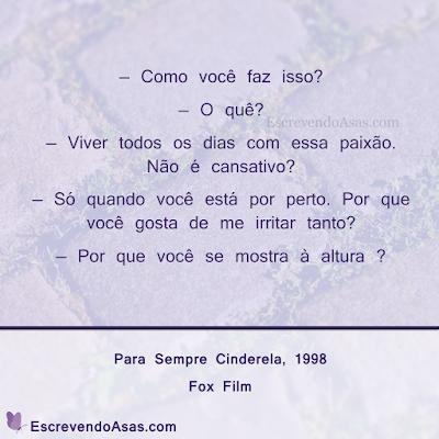 Citação Para Sempre Cinderela, 1998