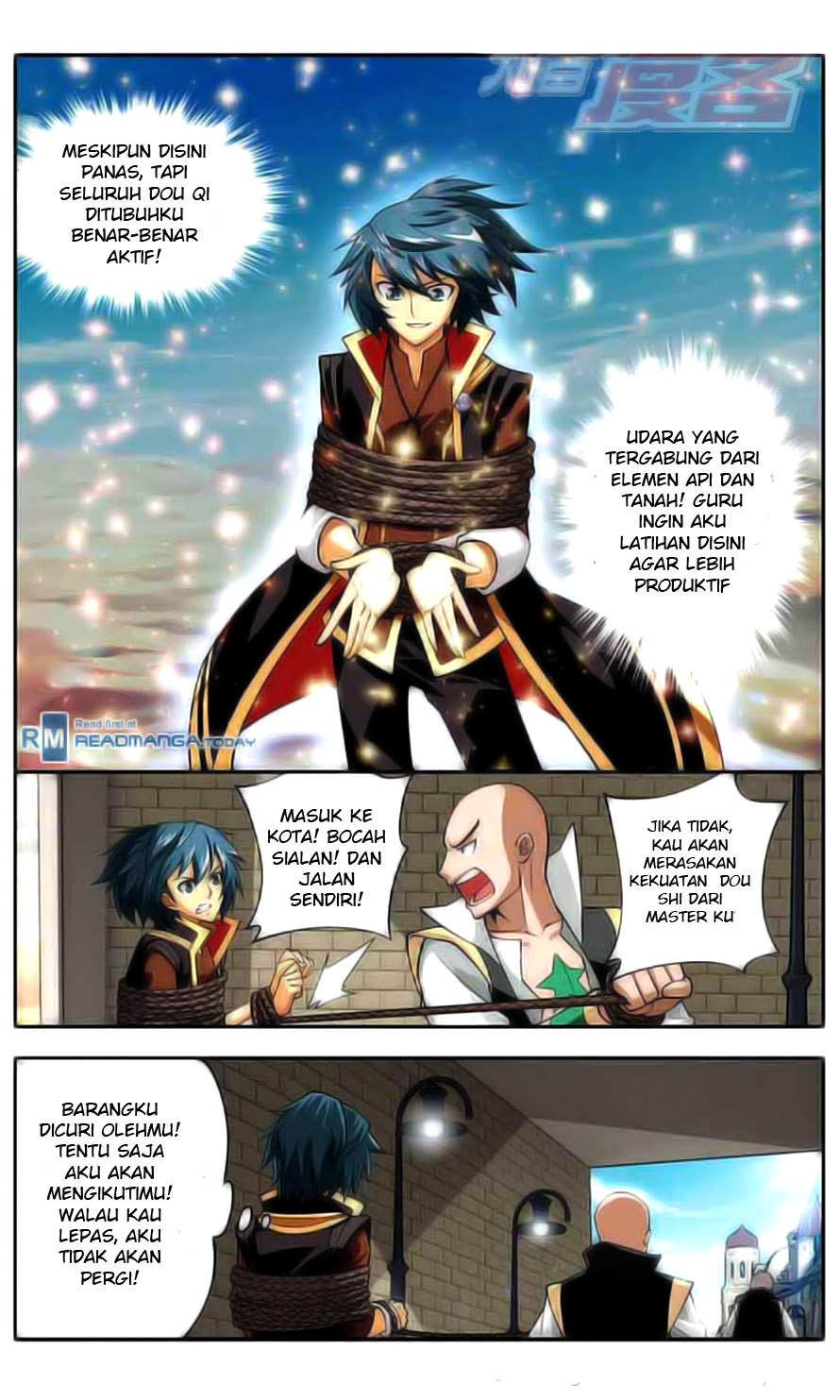 Dilarang COPAS - situs resmi www.mangacanblog.com - Komik battle through heaven 038 - chapter 38 39 Indonesia battle through heaven 038 - chapter 38 Terbaru 15|Baca Manga Komik Indonesia|Mangacan