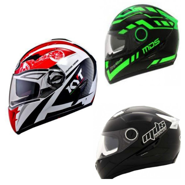 Manfaat Menggunakan Harga Helm Full Face yang Lebih Mahal