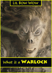 Cover of Lil Bow Wow's Book What is a Warlock