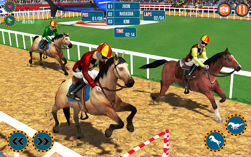 Code Triche Horse Derby Racing 2020 APK MOD (Astuce) screenshots 1