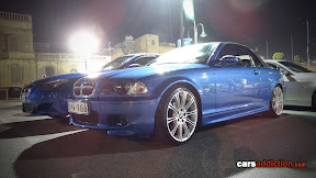 BMW E46 - Blue
