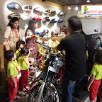 FIELD TRIP TO ROYAL ENFIELD BY NURSERY SECTION (2017-18) AT WITTY WORLD, BANGUR NAGAR