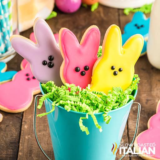Soft Easter Sugar Cookies